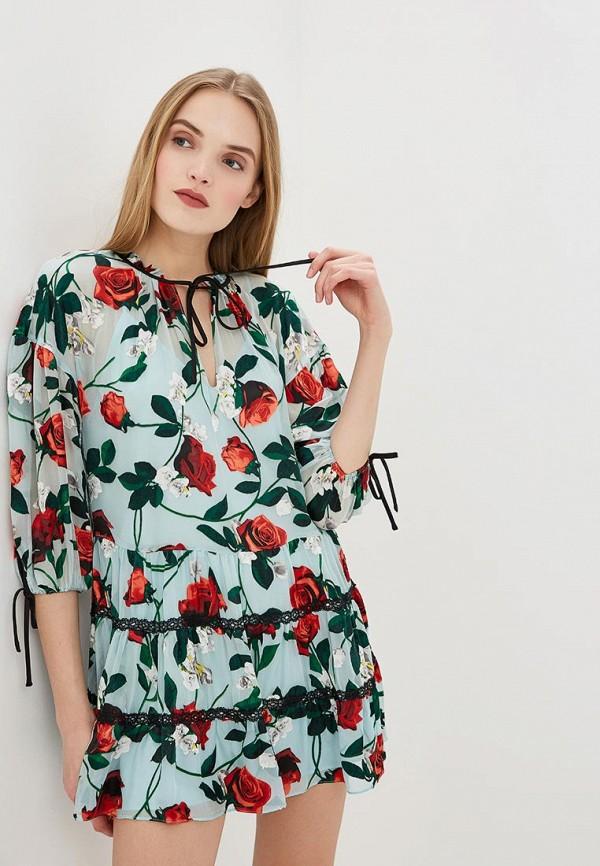 Платье Alice + Olivia Alice + Olivia AL054EWEODA0 юбка alice olivia alice olivia al054ewbwoa6