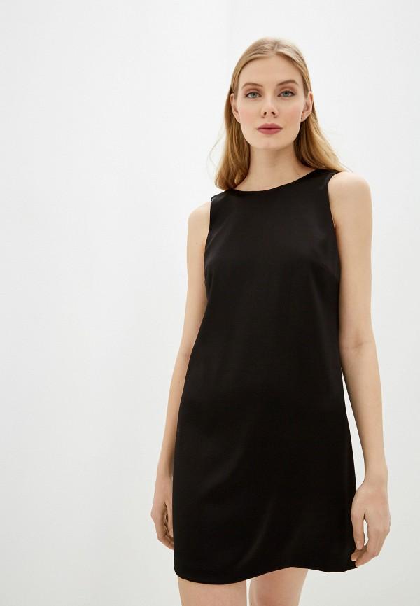 женское вечерние платье alice + olivia, черное