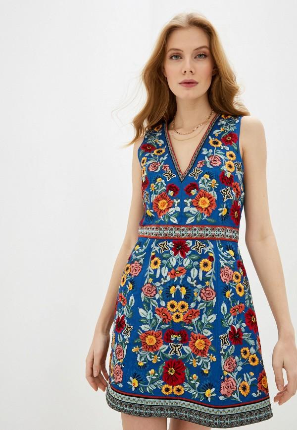 Платье Alice + Olivia Alice + Olivia AL054EWGCDO8 цена