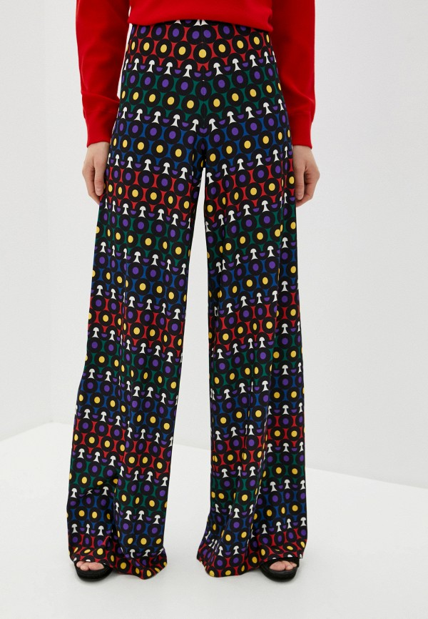 женские повседневные брюки alice + olivia, разноцветные