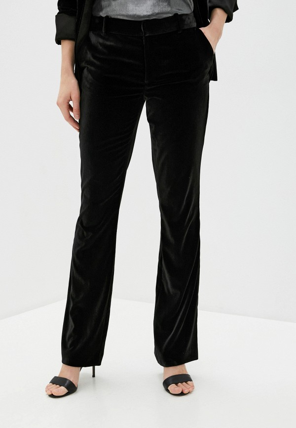 женские повседневные брюки alice + olivia, черные