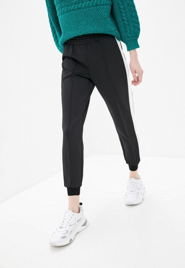 женские спортивные брюки alice + olivia, черные