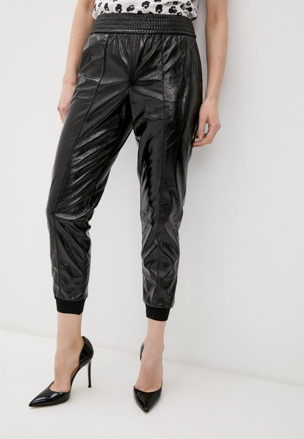 женские брюки alice + olivia, черные