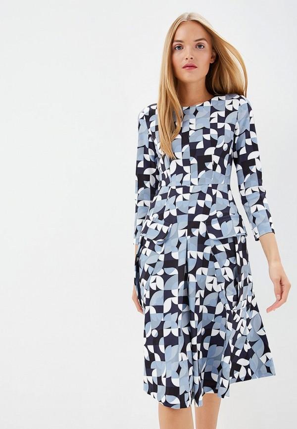 Купить Платье Alessandro Dell'Acqua, Alessandro Dell'Acqua AL056EWCFYE6, мультиколор, Осень-зима 2018/2019
