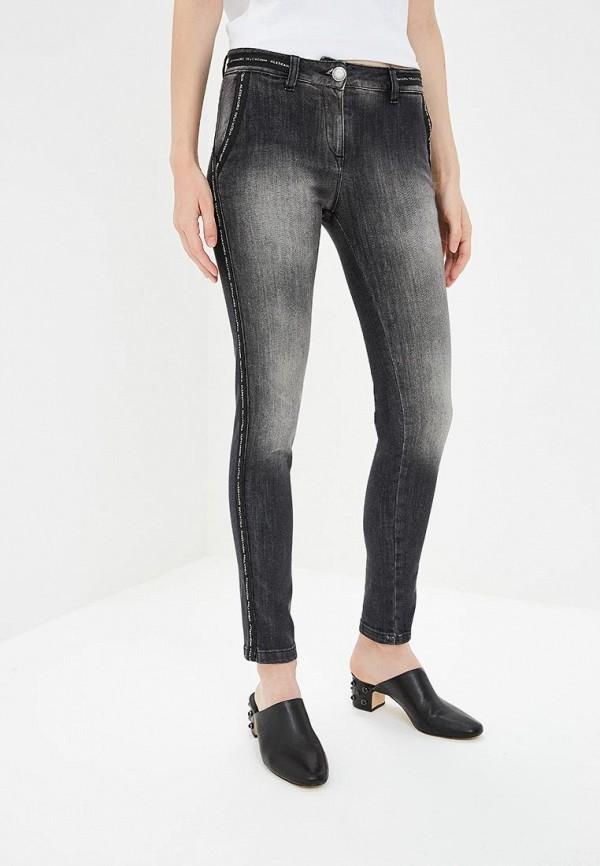 женские джинсы alessandro dell'acqua, серые