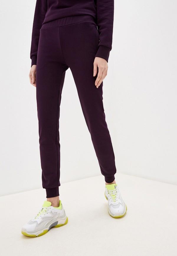 женские спортивные брюки alessandro dell'acqua, фиолетовые