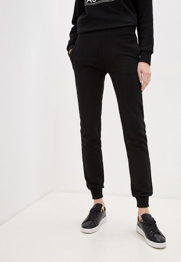 женские спортивные брюки alessandro dell'acqua, черные