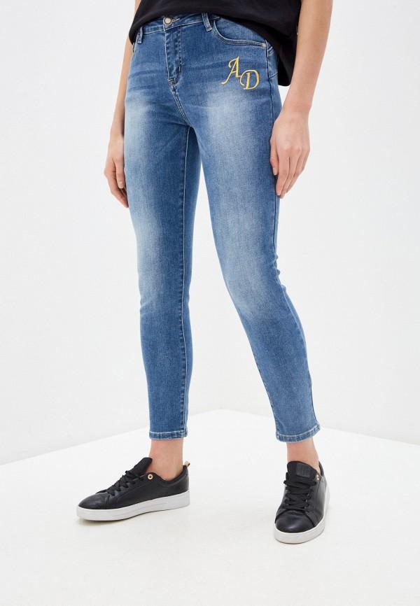 женские джинсы alessandro dell'acqua, синие