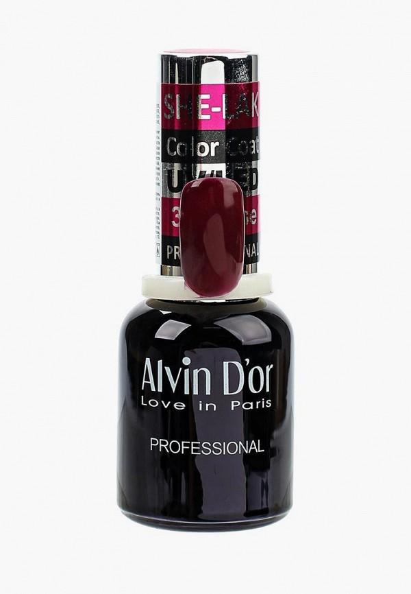 Лак для ногтей Alvin D'or Alvin D'or AL057LWAYRF5 лак для ногтей alvin d or alvin d or al057lwayra7