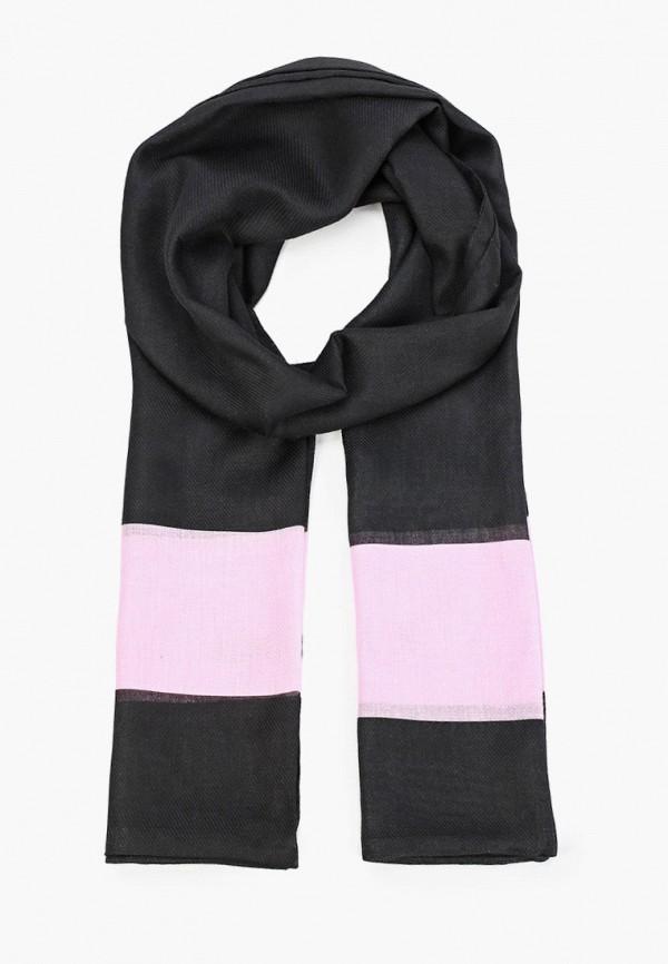 женский шарф alber zoran, черный