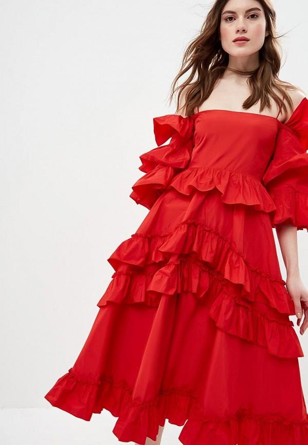 Платье AlexaChung AlexaChung AL061EWEKHE5
