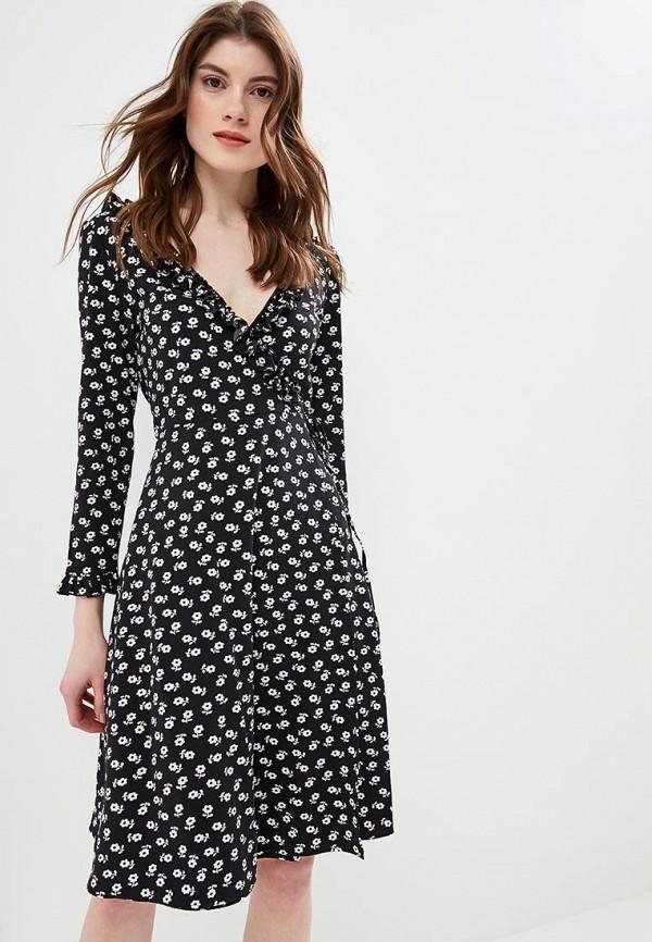 женское платье alexachung, черное