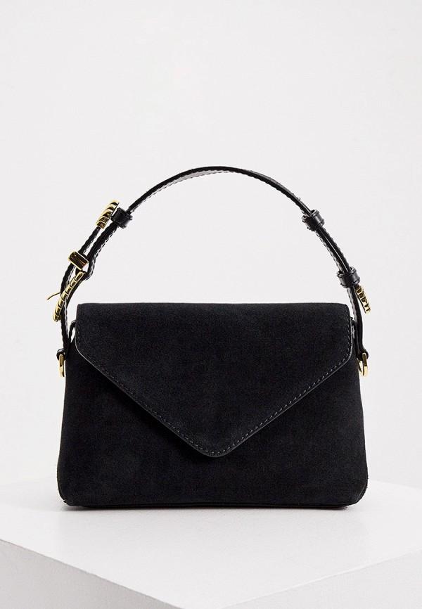 женская сумка alberta ferretti, черная