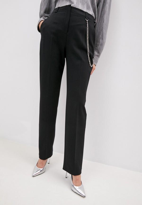 женские классические брюки alberta ferretti, черные