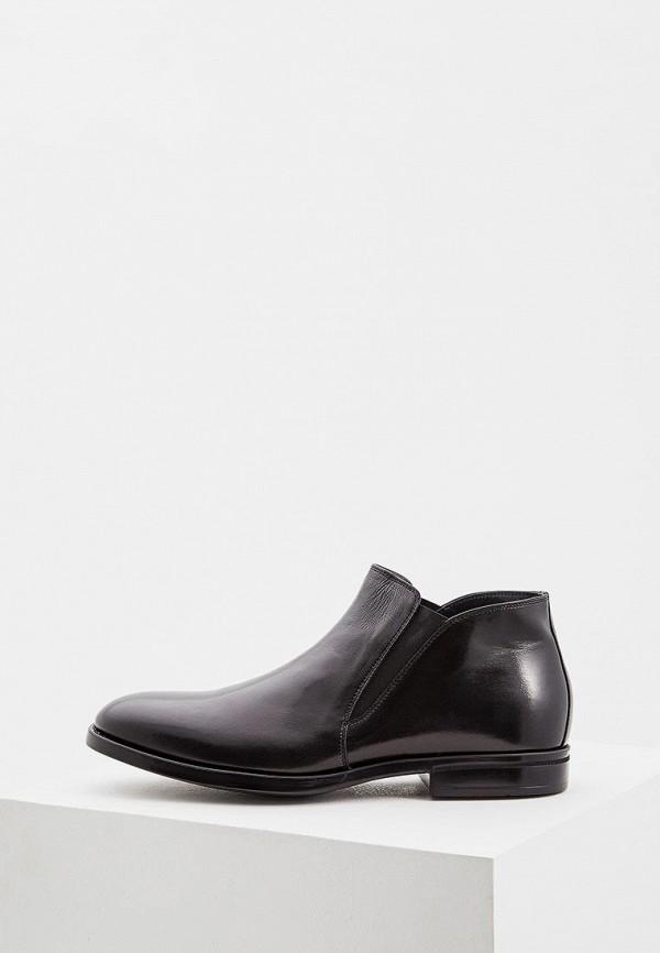 мужские ботинки aldo brue, черные