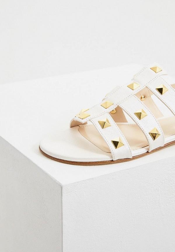 Фото 2 - женские сандали Aldo Brue белого цвета