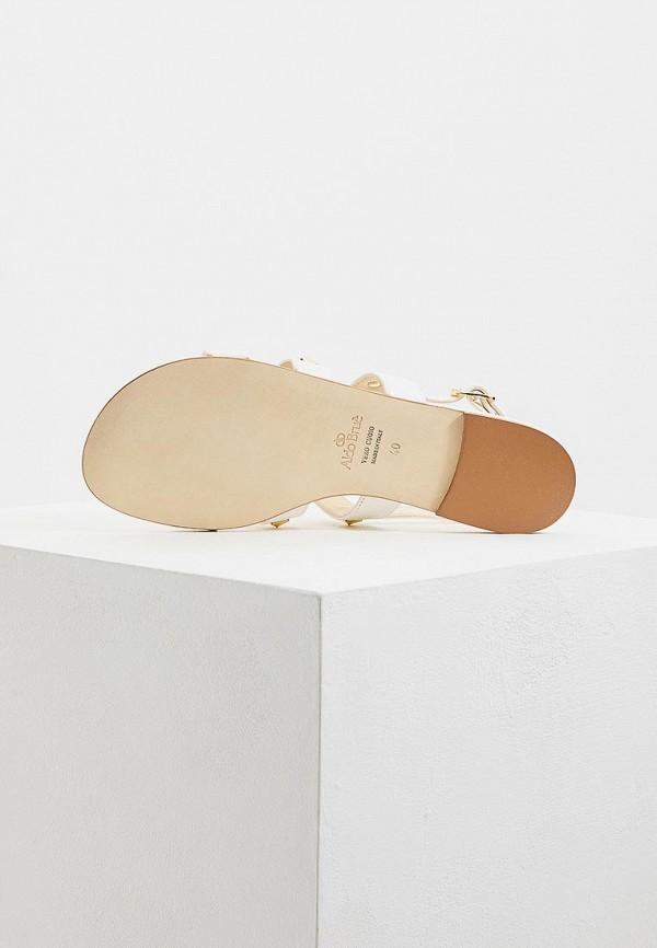 Фото 3 - женские сандали Aldo Brue белого цвета