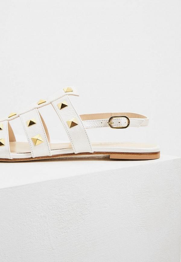 Фото 4 - женские сандали Aldo Brue белого цвета