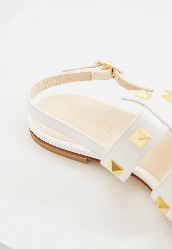 Фото 5 - женские сандали Aldo Brue белого цвета