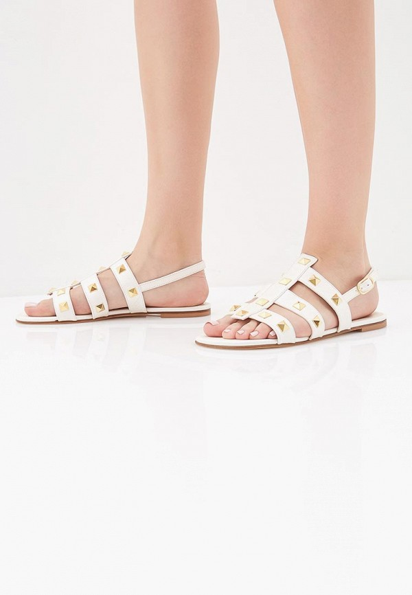 Фото 6 - женские сандали Aldo Brue белого цвета