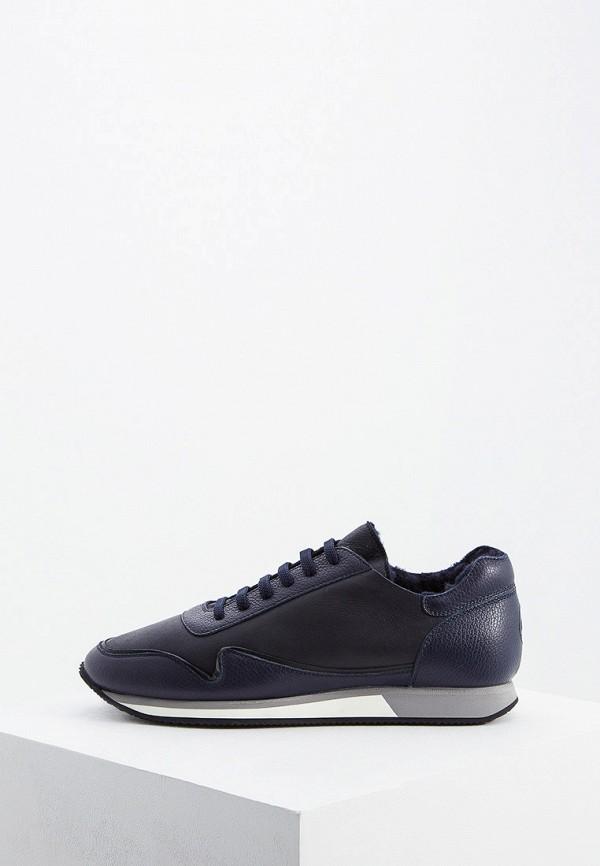 мужские кроссовки aldo brue, синие