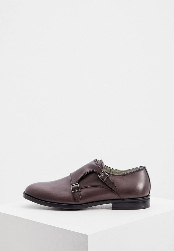 мужские туфли aldo brue, серые