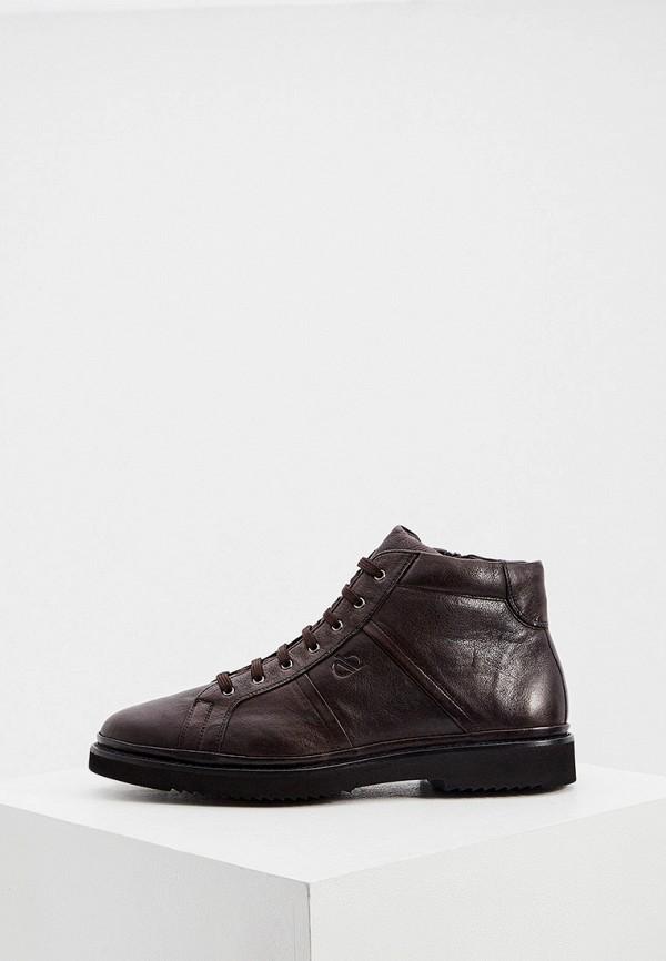 мужские ботинки aldo brue, коричневые