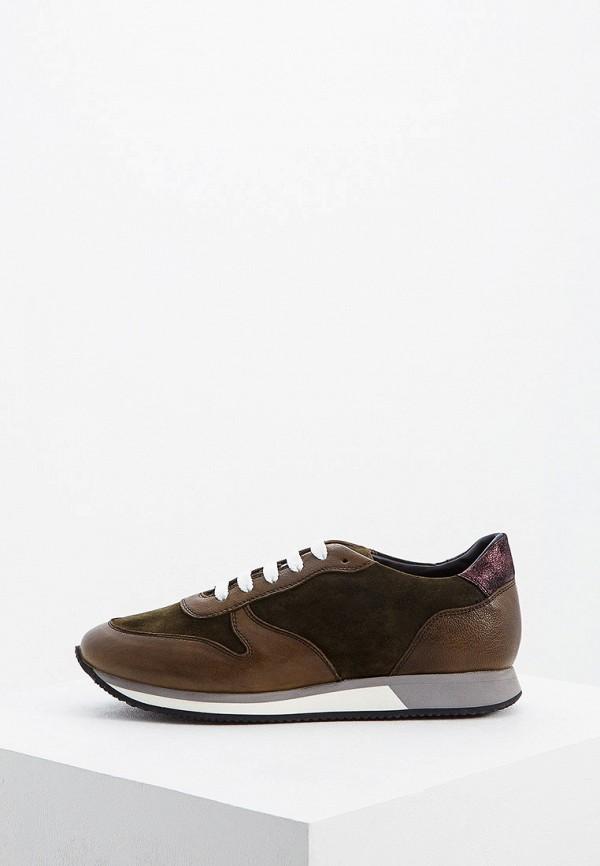 женские кроссовки aldo brue, зеленые