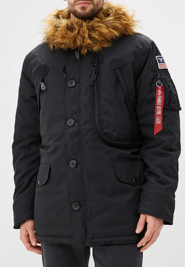 Куртка утепленная Alpha Industries Alpha Industries AL507EMCCEH3 куртка утепленная alpha industries alpha industries al507emuhl18
