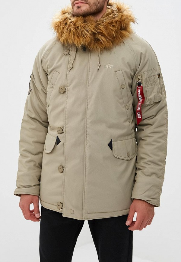 Куртка утепленная Alpha Industries Alpha Industries AL507EMCCEH8 куртка утепленная alpha industries alpha industries al507emuhl18