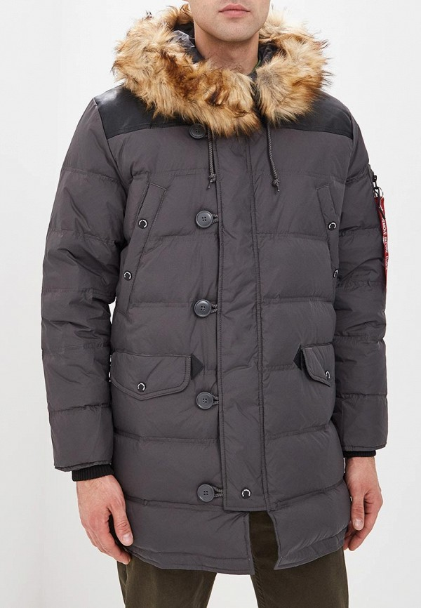 Пуховик Alpha Industries Alpha Industries AL507EMCCEI0