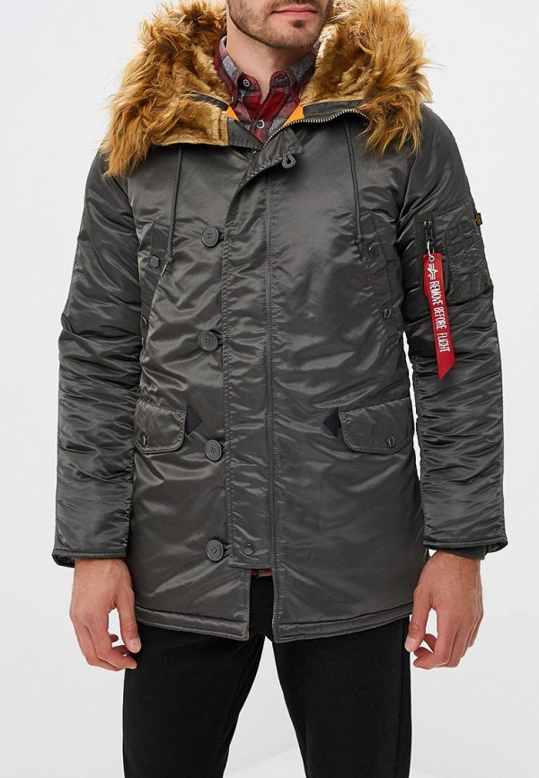 Куртка утепленная Alpha Industries Alpha Industries AL507EMCCEI3