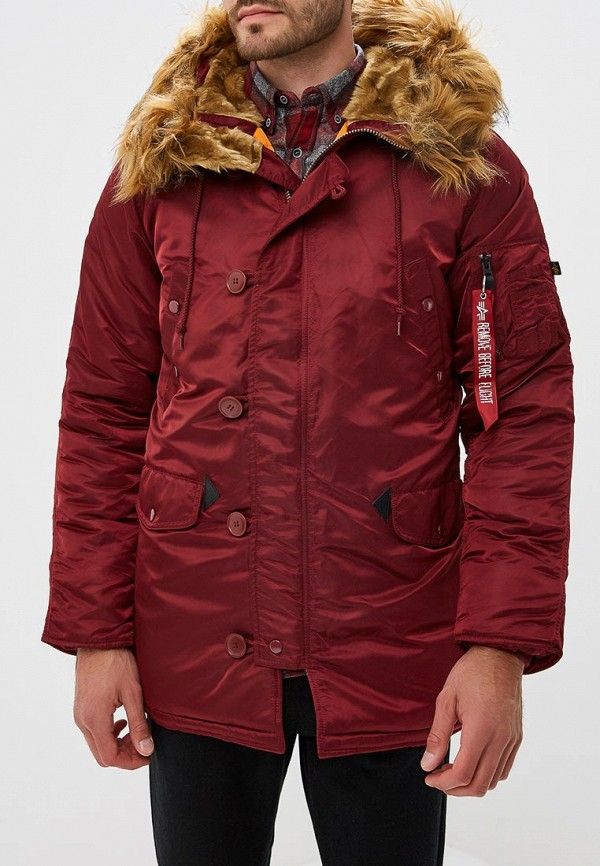 Куртка утепленная Alpha Industries Alpha Industries AL507EMCCEI5