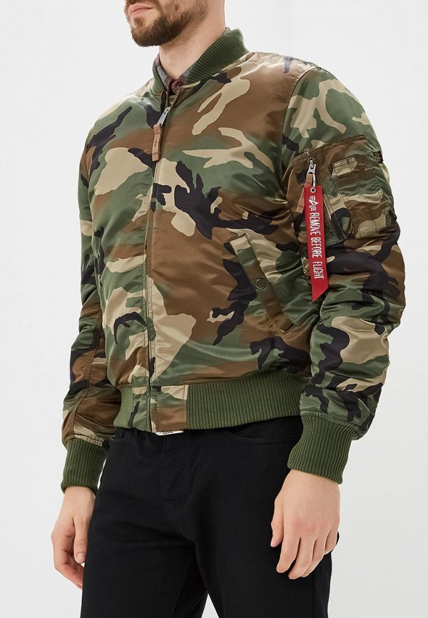 Куртка утепленная Alpha Industries Alpha Industries AL507EMCCEJ4