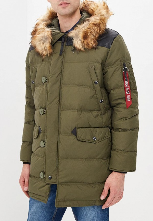 Пуховик Alpha Industries Alpha Industries AL507EMDBXS1