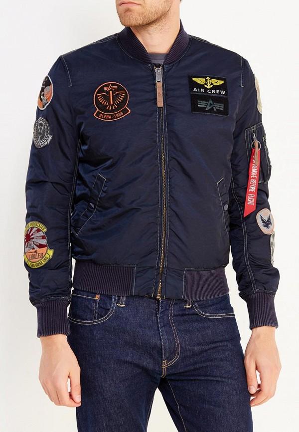 Куртка утепленная Alpha Industries Alpha Industries AL507EMUHK98 сотейник scovo alpha 26 см с крышкой