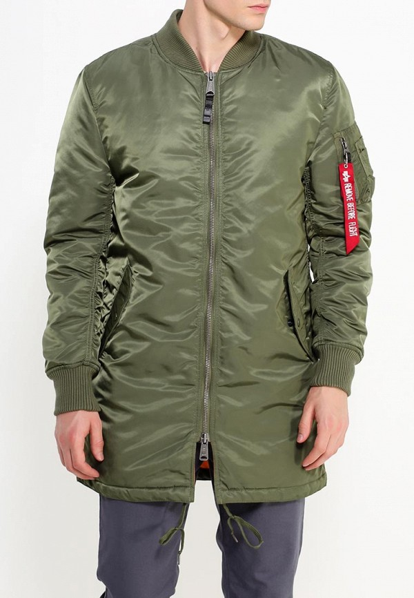 Парка Alpha Industries Alpha Industries AL507EMUHL04 alpha industries men s ma 1 bomber flight jacket
