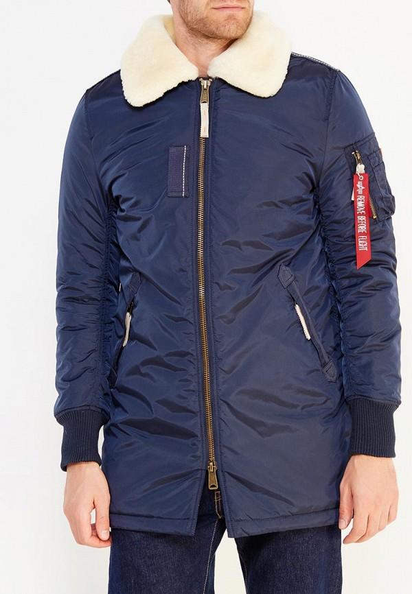 Куртка утепленная Alpha Industries Alpha Industries AL507EMUHL06 суточное реле времени orbis alpha d ob270023
