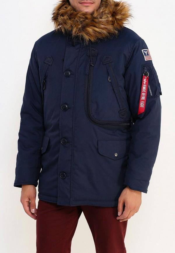 Куртка утепленная Alpha Industries Alpha Industries AL507EMUHL23 alpha industries men s ma 1 bomber flight jacket