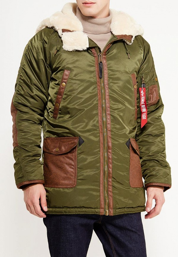 Куртка утепленная Alpha Industries Alpha Industries AL507EMUHN30