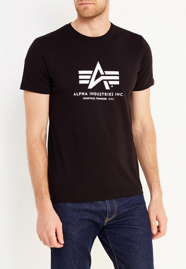 все цены на Футболка Alpha Industries Alpha Industries AL507EMUHN43 онлайн