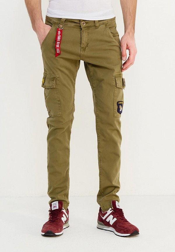 Брюки Alpha Industries Alpha Industries AL507EMUHN47 aspire switch alpha 12