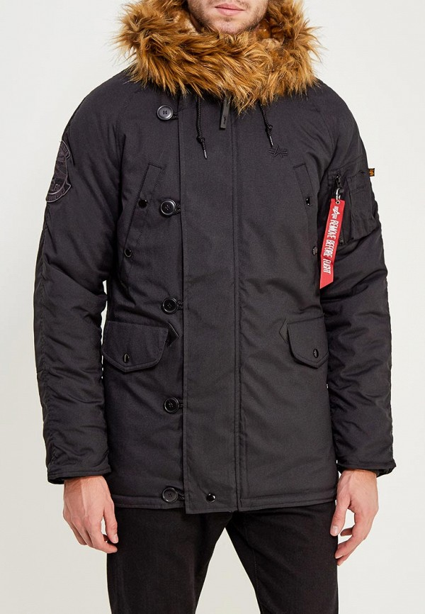 Куртка утепленная Alpha Industries Alpha Industries AL507EMUHN53 aspire switch alpha 12