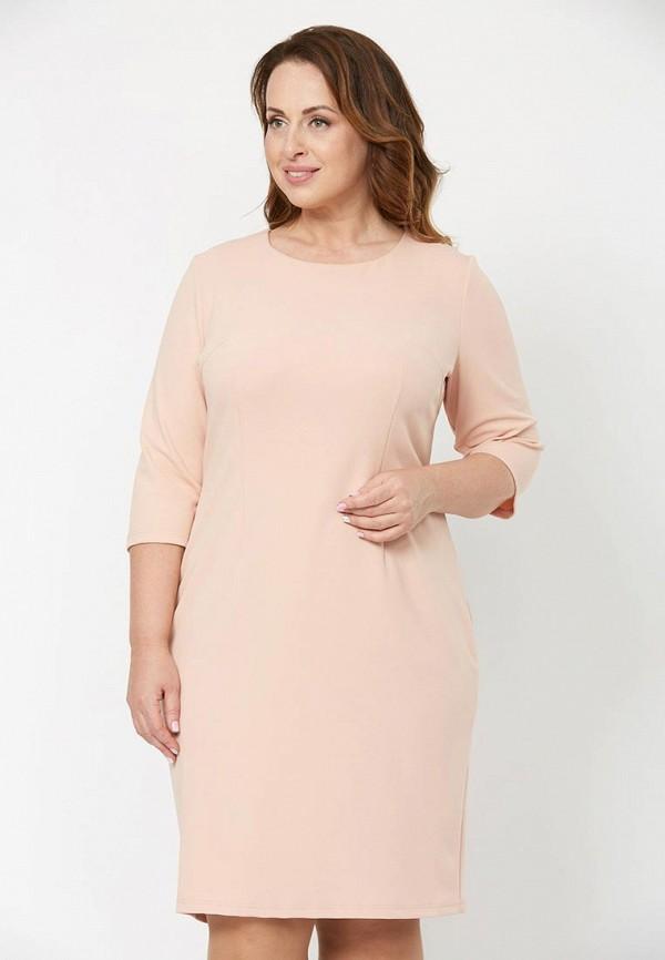 Платье Amarti, Amarti AM025EWBBVE8, розовый, Весна-лето 2018  - купить со скидкой