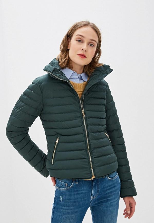 женская куртка amara reya, зеленая