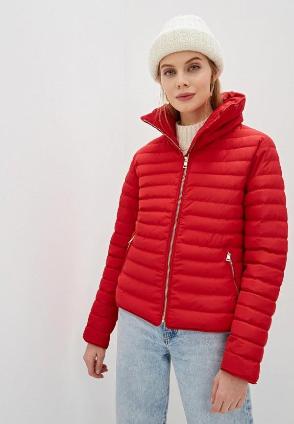женская куртка amara reya, красная