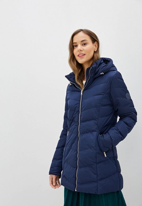 женская куртка amara reya, синяя