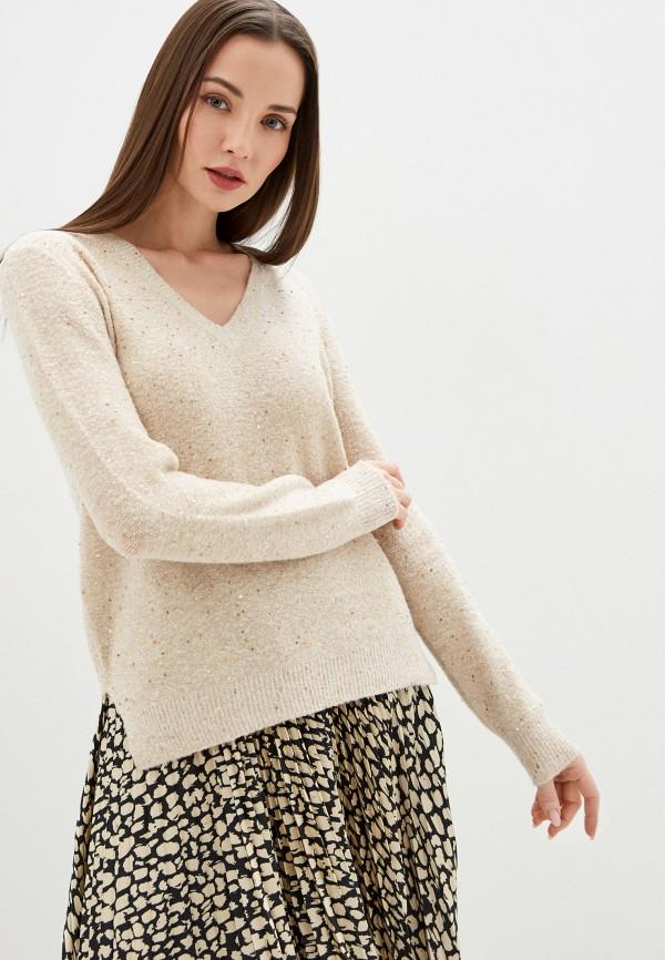 женский пуловер amara reya, бежевый