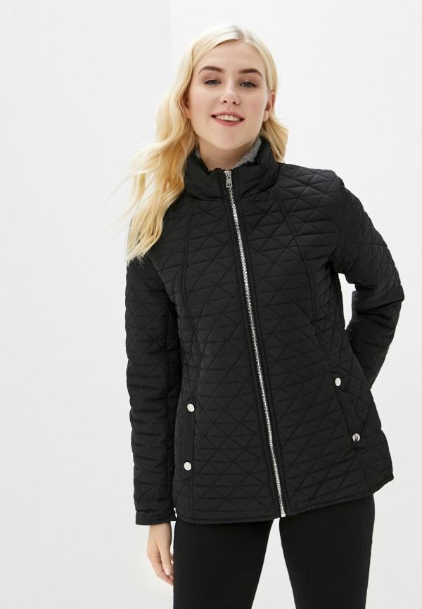 женская куртка amara reya, черная