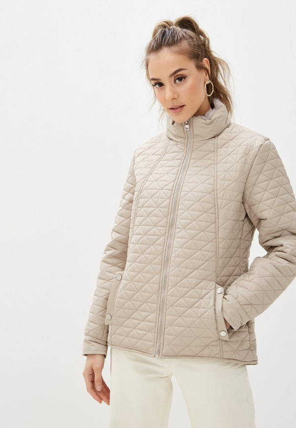 женская куртка amara reya, бежевая